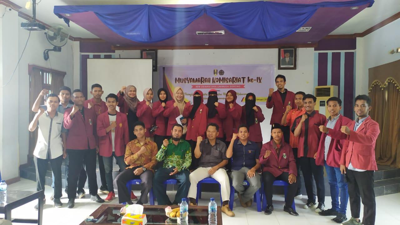 IMM Komisariat UNIMUDA Sorong, Gelar Musykom