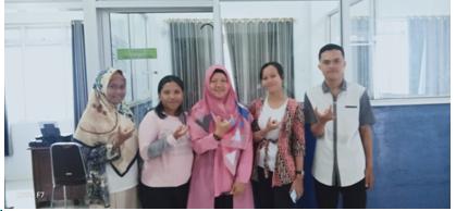 2 TIM UNIMUDA Sorong Menjadi 10 Besar Dalam Finalis Lomba Karya Tulis Ilmiah Nasional LKTIN Cheers di Universitas Riau